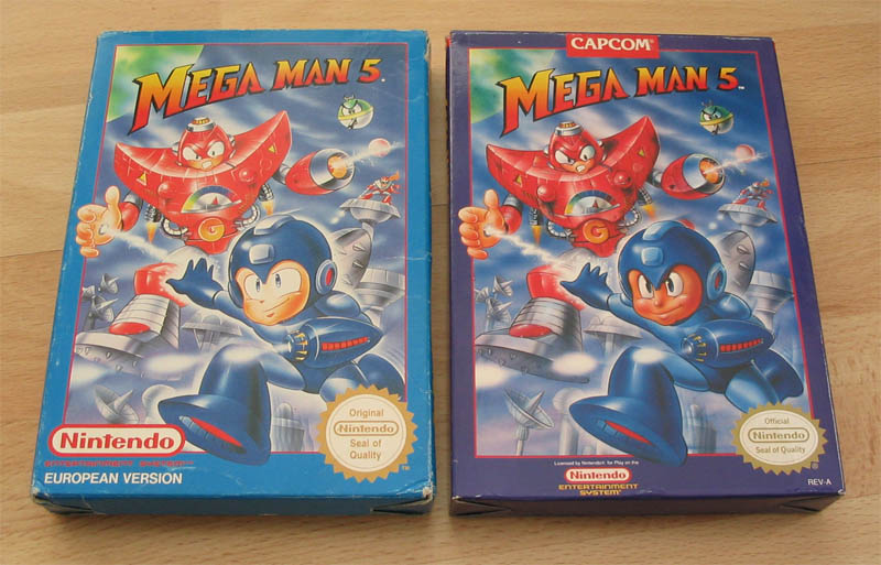 Problema mega man 2 nes en retro y descatalogado for Megaman 9 portada